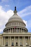 Costruzione capitala degli Stati Uniti Fotografia Stock Libera da Diritti