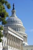 Costruzione capitale americana Fotografia Stock