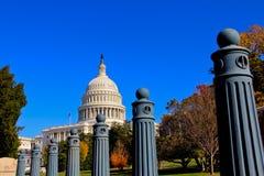 Costruzione capitale degli Stati Uniti, Washington, DC Immagine Stock Libera da Diritti