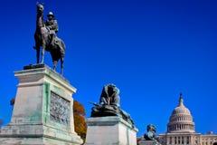 Costruzione capitale degli Stati Uniti, Washington, DC Immagine Stock