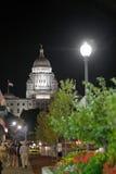 Costruzione capitale del Rhode Island Immagini Stock Libere da Diritti