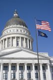 Costruzione capitale dell'Utah Fotografia Stock