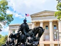 Costruzione capitale Raleigh NC fotografia stock libera da diritti