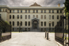 Costruzione centennale Fotografia Stock