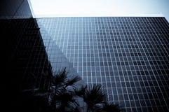 Costruzione corporativa moderna Fotografia Stock Libera da Diritti
