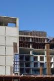Costruzione in costruzione Immagini Stock