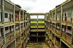 Costruzione in costruzione Fotografia Stock Libera da Diritti