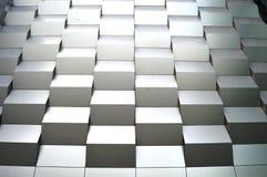 Costruzione in cubi immagini stock