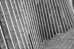 Costruzione d'acciaio Fotografia Stock