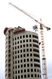 Costruzione degli edifici immagini stock libere da diritti