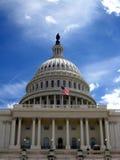 Costruzione degli Stati Uniti Campidoglio Fotografia Stock