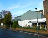 Costruzione degli studi di Thames Television in Teddington Londra Fotografie Stock Libere da Diritti
