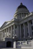 Costruzione dei capitali dello Stato dell'Utah Fotografie Stock