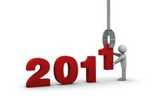 Costruzione del 2011 Immagini Stock Libere da Diritti
