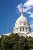 Costruzione del Campidoglio degli Stati Uniti, Washington, DC Fotografia Stock Libera da Diritti