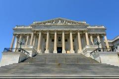Costruzione del Campidoglio degli Stati Uniti, Washington DC, U Fotografie Stock Libere da Diritti