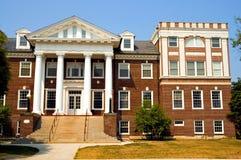 Costruzione del campus universitario Fotografie Stock