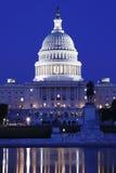 Costruzione del capitol degli Stati Uniti Fotografie Stock Libere da Diritti