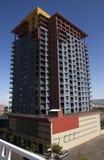Costruzione del centro dell'ufficio e del condominio di Phoenix Immagine Stock