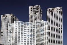 Costruzione del centro di affari di Pechino. fotografia stock libera da diritti