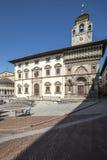 Costruzione del fraternity Arezzo Toscana Italia Europa Fotografia Stock