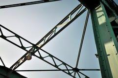 Costruzione del metallo Fotografia Stock