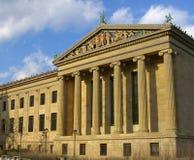 Costruzione del museo Fotografie Stock