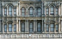 Costruzione del palazzo Immagine Stock