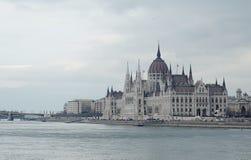 Costruzione del Parlamento fotografie stock libere da diritti
