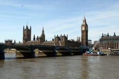 Costruzione del Parlamento e del grande Ben immagine stock libera da diritti