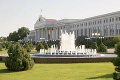 Costruzione del senato fotografie stock