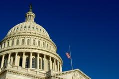 Costruzione del senato degli Stati Uniti Immagine Stock