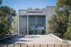 Costruzione dell'alta corte, Canberra, Australia Fotografia Stock