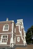 Costruzione dell'alta corte di Auckland Fotografia Stock