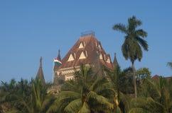 Costruzione dell'alta corte di Bombay Fotografie Stock