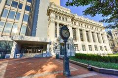Costruzione dell'assemblea generale - Richmond, la Virginia immagine stock