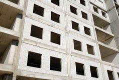 Costruzione dell'edificio per uffici fotografie stock libere da diritti