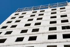 Costruzione dell'edificio per uffici immagini stock