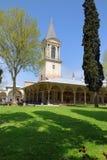Costruzione dell'harem nel palazzo di Topkapi a Costantinopoli Fotografia Stock