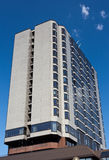 Costruzione dell'hotel Immagine Stock Libera da Diritti