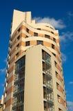 Costruzione dell'hotel Fotografia Stock Libera da Diritti