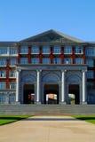 Costruzione dell'istituto universitario della città universitaria Immagini Stock Libere da Diritti