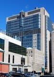 Costruzione dell'ospedale Immagine Stock Libera da Diritti
