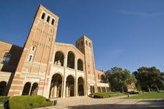 Costruzione dell'università Fotografie Stock Libere da Diritti