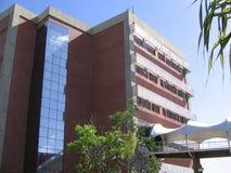 Costruzione dell'università, Puerto Ordaz, Venezuela fotografie stock