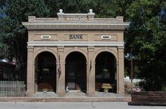Costruzione della Banca fotografie stock libere da diritti