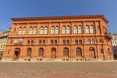 Costruzione della Borsa di Riga Fotografia Stock