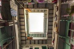 Costruzione della Camera a Varanasi, India Fotografia Stock Libera da Diritti