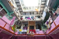 Costruzione della Camera a Varanasi, India Immagine Stock Libera da Diritti