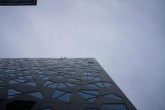 Costruzione della città di Oslo Immagine Stock Libera da Diritti